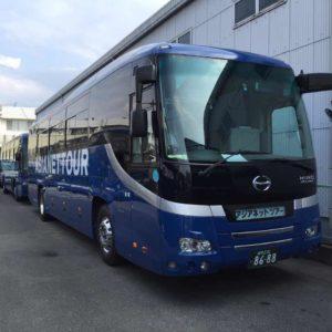 大型バス 福岡230い8688